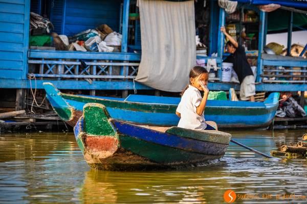 Itinerario de viaje 15 días en Camboya