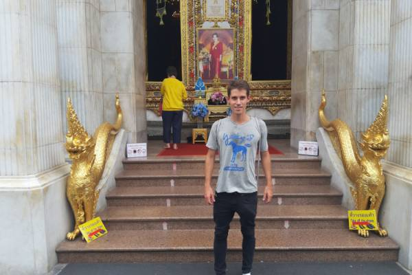 Bangkok y sus calles impresionan
