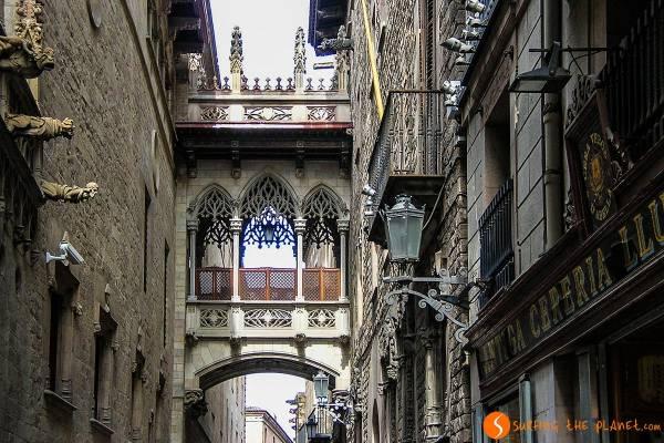 Itinerario Barcelona de 3 días