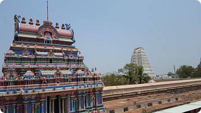 El Templo Sri Ranganathswamy, una joya de India
