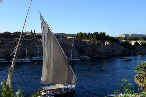 Viaje al país del Nilo