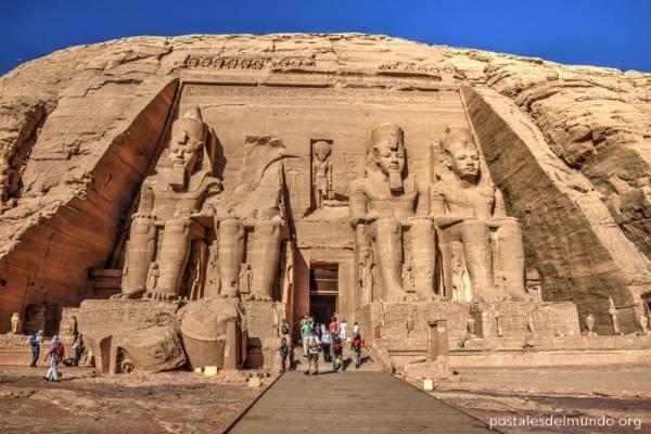 Cómo ir a Abu Simbel