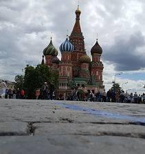 La Plaza Roja de Moscú, un lugar con arte e historia