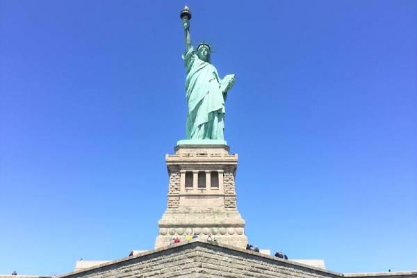 Visitar la Estatua de la Libertad en NY