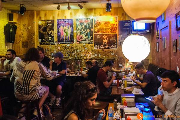 Comer bueno y barato en Nueva York