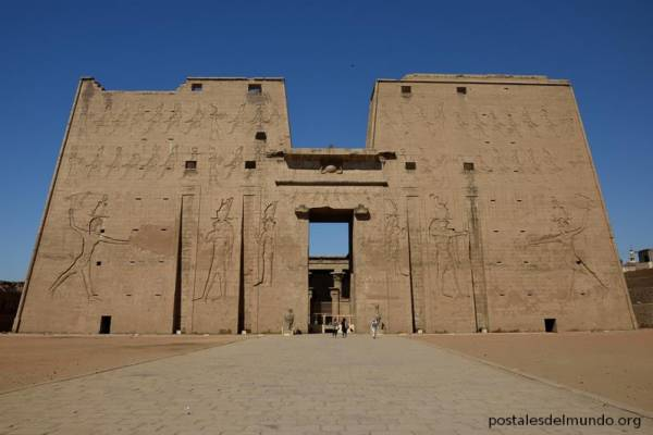 De Aswan a Luxor pasando por Edfu y Kom Ombo