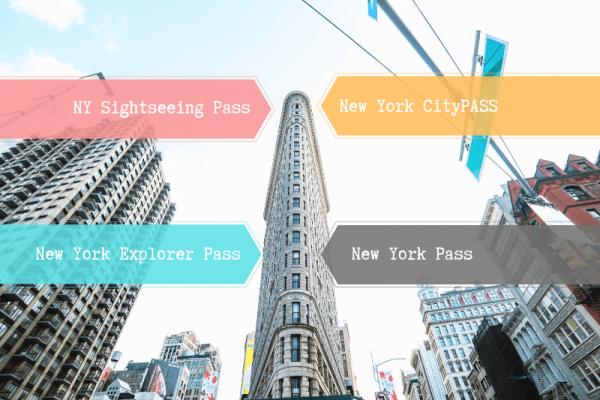 TARJETAS TURÍSTICAS DE NUEVA YORK ¿CUÁL ES MEJOR?