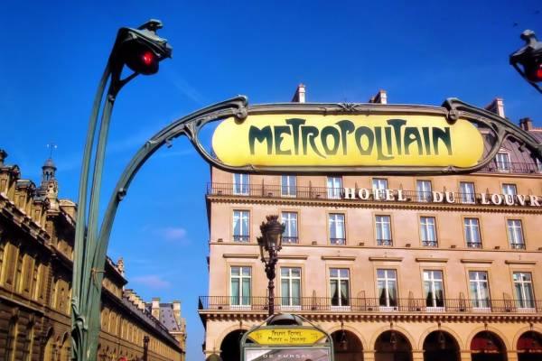 Pinceladas de la historia de París