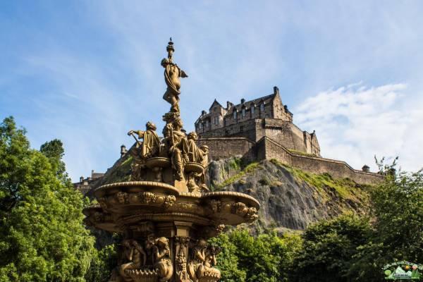 Edimburgo a fondo, que ver en la New Town
