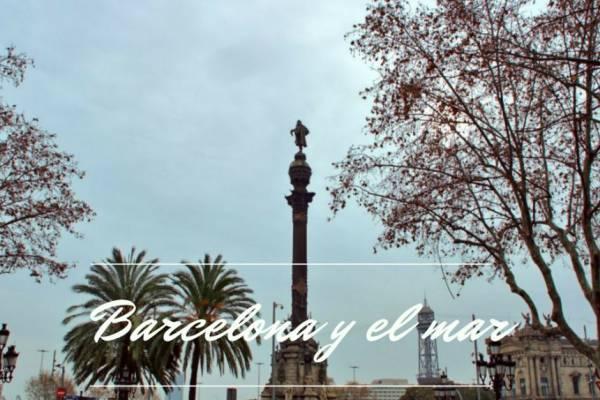 El Monumento a Colón y el Port Vell
