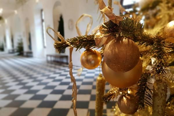 Los castillos del Loira en Navidad