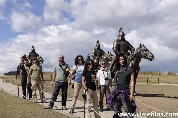 Viajando por Mongolia