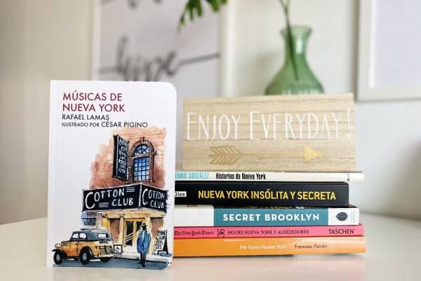 RECOMENDACIÓN DE LIBROS SOBRE NUEVA YORK