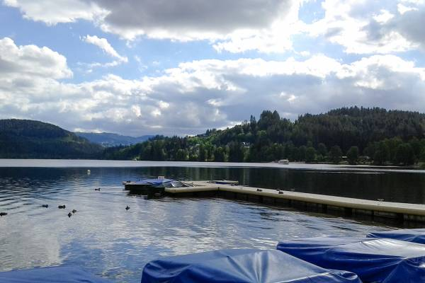 Lago Titisee Selva Negra