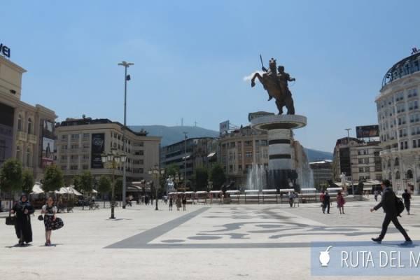¿Qué ver y hacer en Skopje?