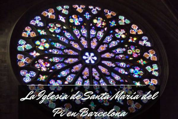Iglesia de Santa María del Pi de Barcelona