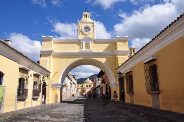 Viajar a Guatemala y Honduras: itinerario