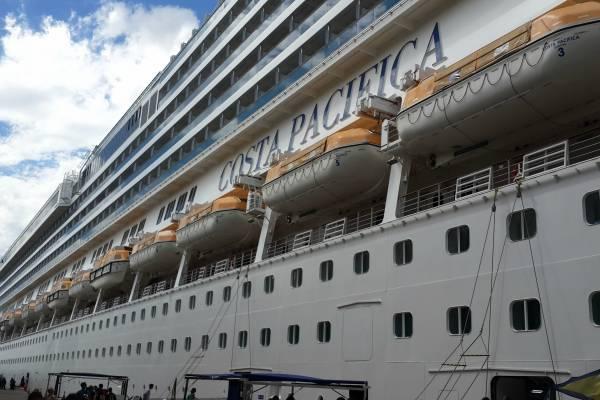 """La experiencia de """"vivir"""" un Crucero !!"""