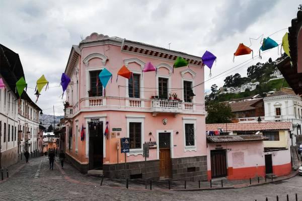 Tres días en Quito