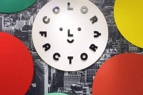 COLOR FACTORY EN NY … UN ¿MUSEO? DIFERENTE