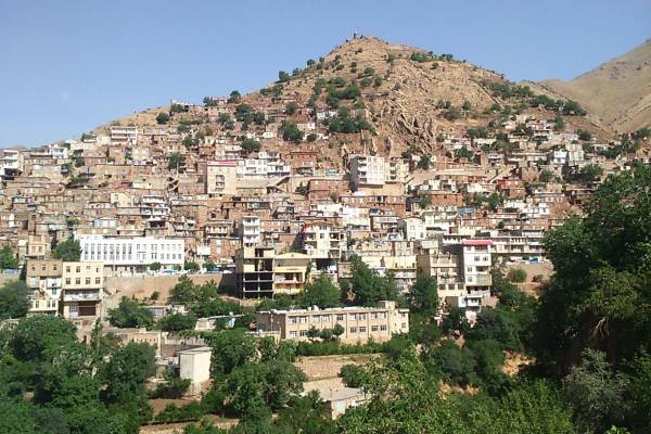 Un viaje a través del Kurdistán iraní